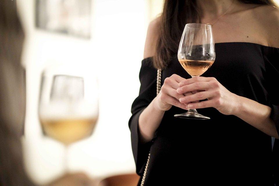 La Notte del Rosè Art, Music & Wine – 16th May 2019 Rome