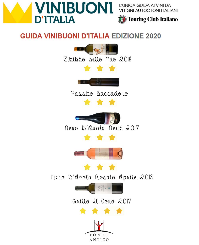 Vini Buoni d'Italia Guide 2020